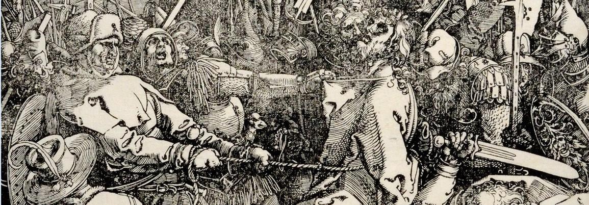 Judas Iscariote, el mártir: Sobre el problema de la moral y justiciacristianas